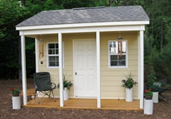 The Cabin Shed