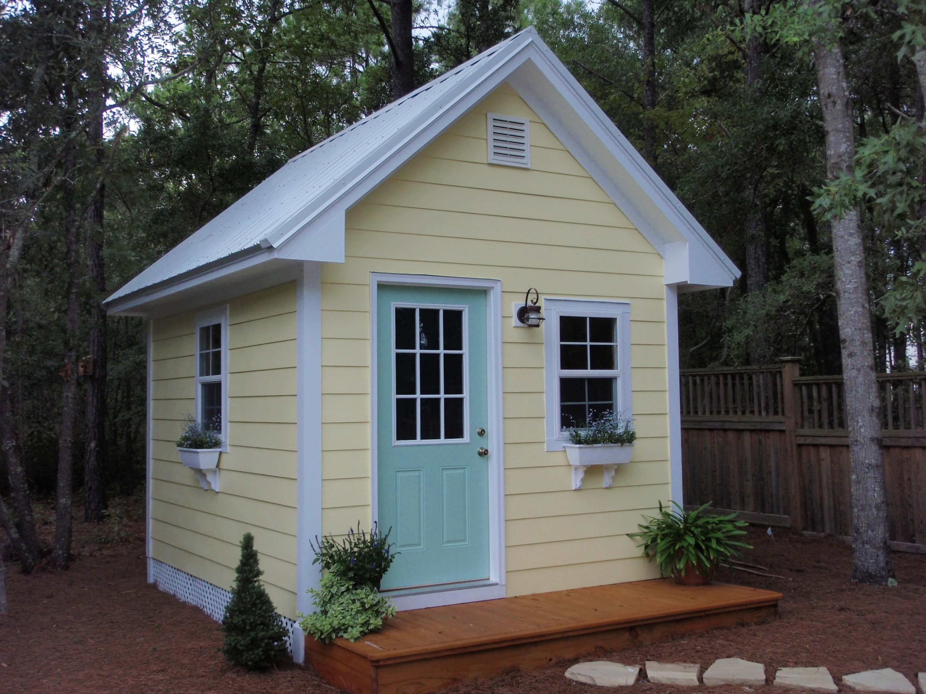 Half Bathroom Designs Multipurpose Outdoor Shed Raleigh Chalet Carolina Yard