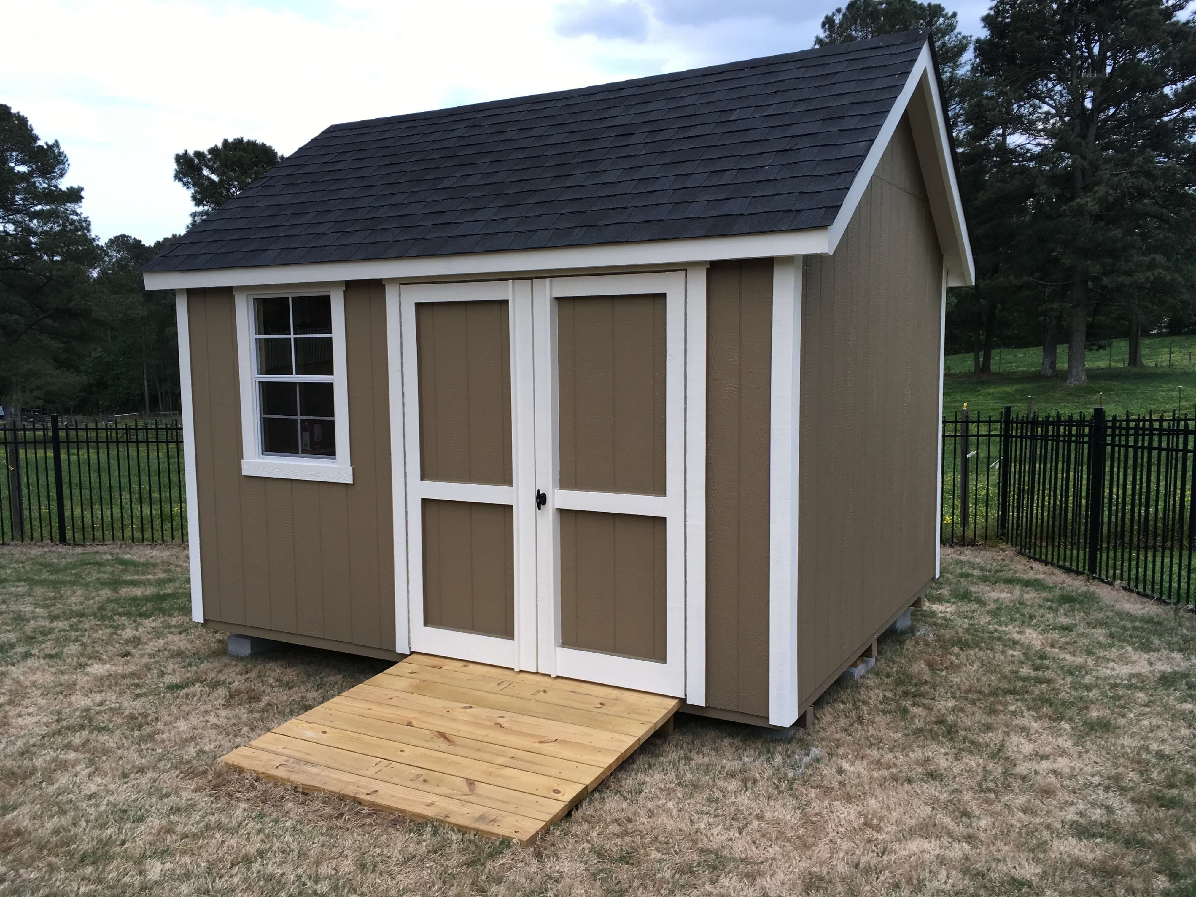 Outdoor Storage Shed Raleigh Summit