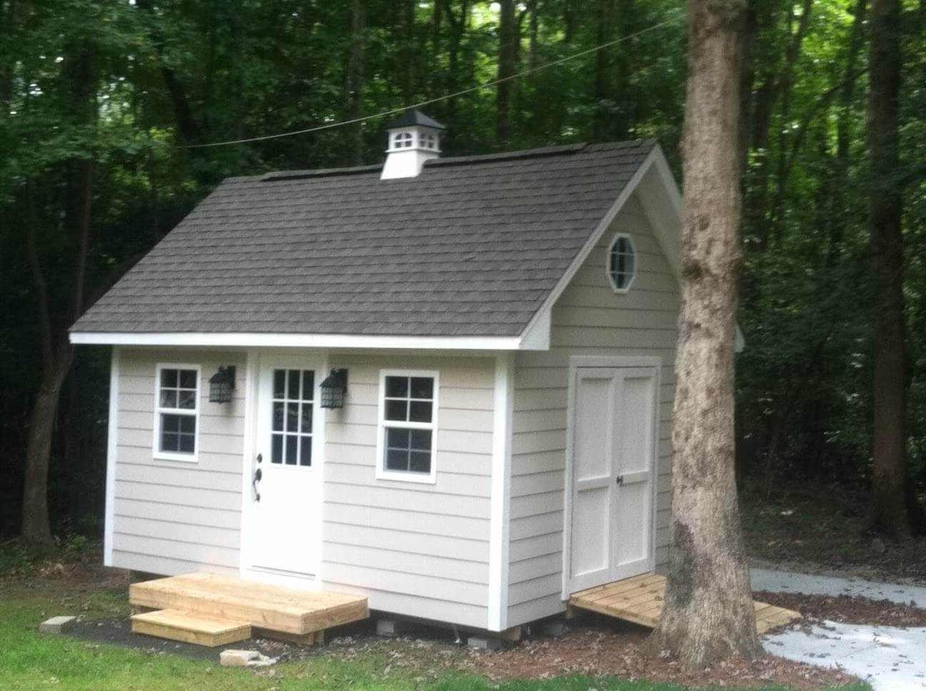 maryland wooden nc cardinal saltbox wv barn raleigh amish md de awesome vinyl storage sheds va